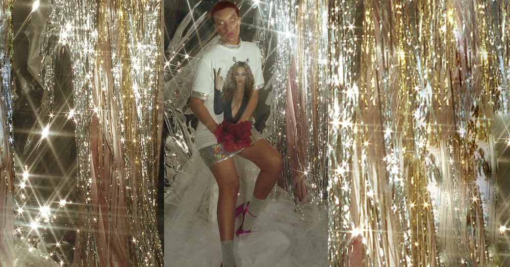 Drop Everything And Check Out… Beyonce's Holiday Collection
