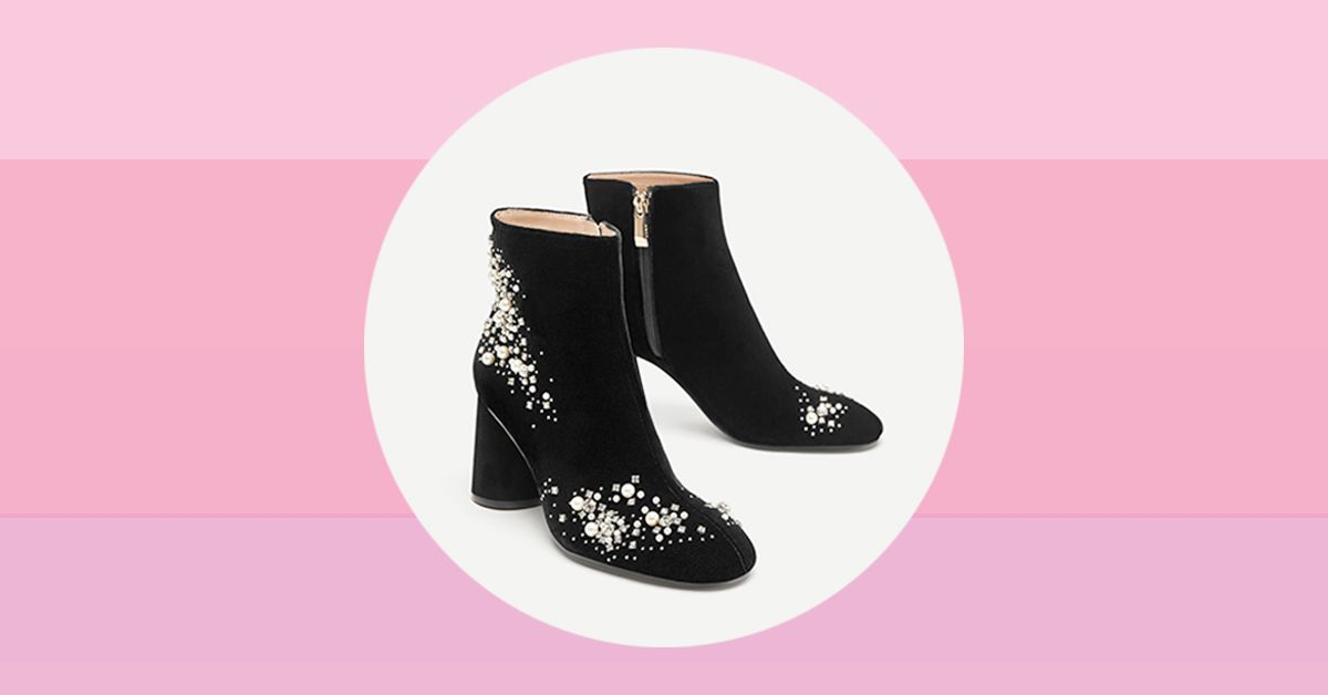 Save, Spend, Splurge: Ankle Boots That Will Knock The Socks Off
