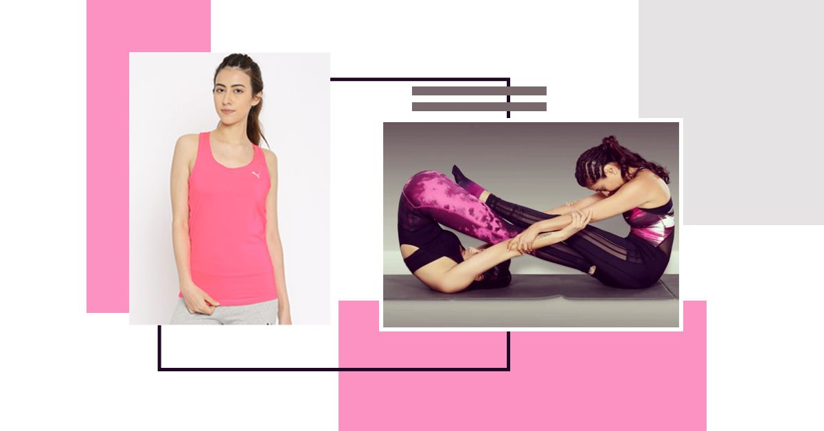 Find Motivation In Fashion With Our Pick Of Workout Outfits!