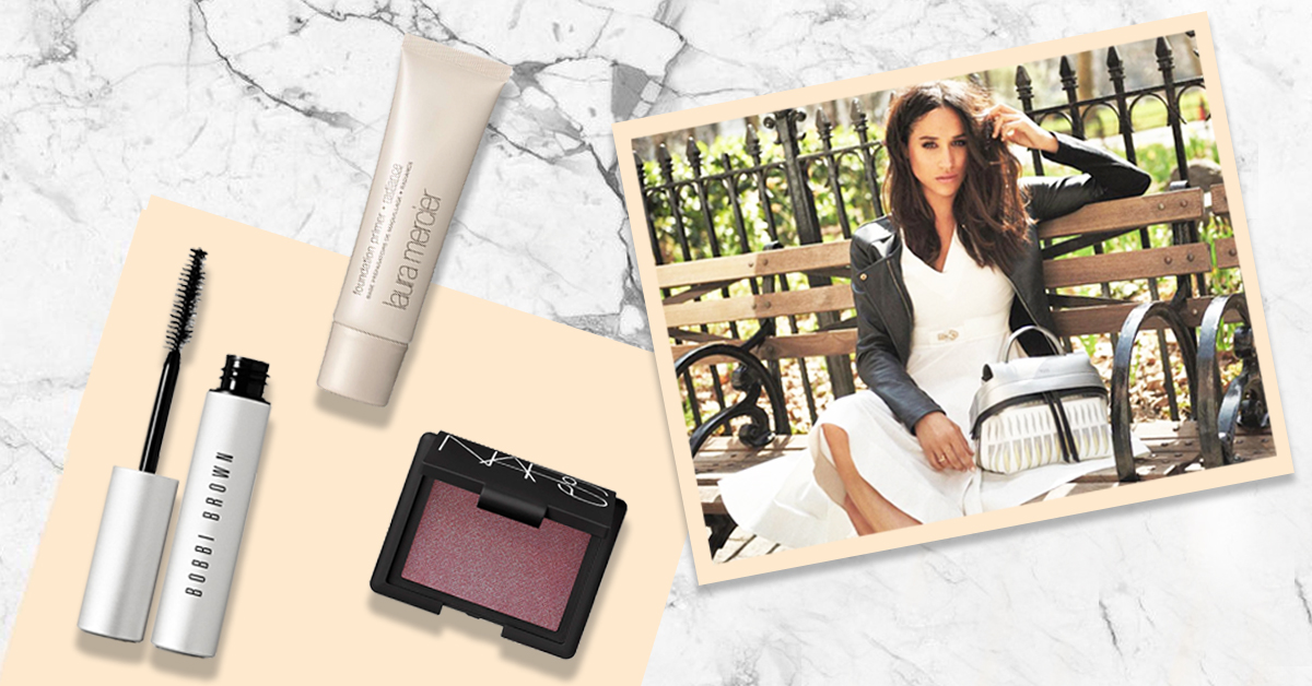 We Could Be Royals: Minimal Make-Up Tricks You Should Learn From Meghan!