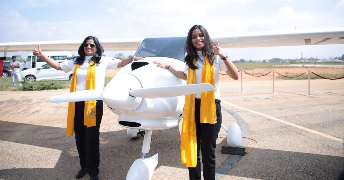 Mission Possible: Mother-Daughter Duo To Fly Around The World In 80 Days
