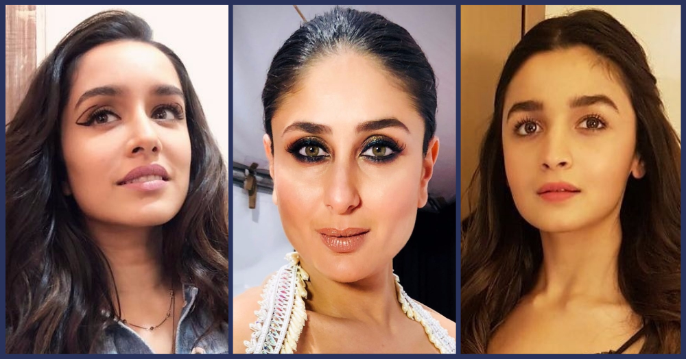 SPOTTED: Bollywood Divas Took Their Eye Make-Up To Another Level & We LOVE It!