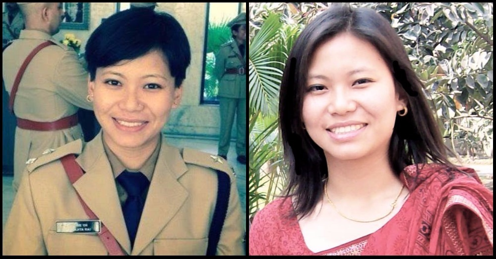 Meet Aparajita Rai - India's First Female IPS Officer From Sikkim