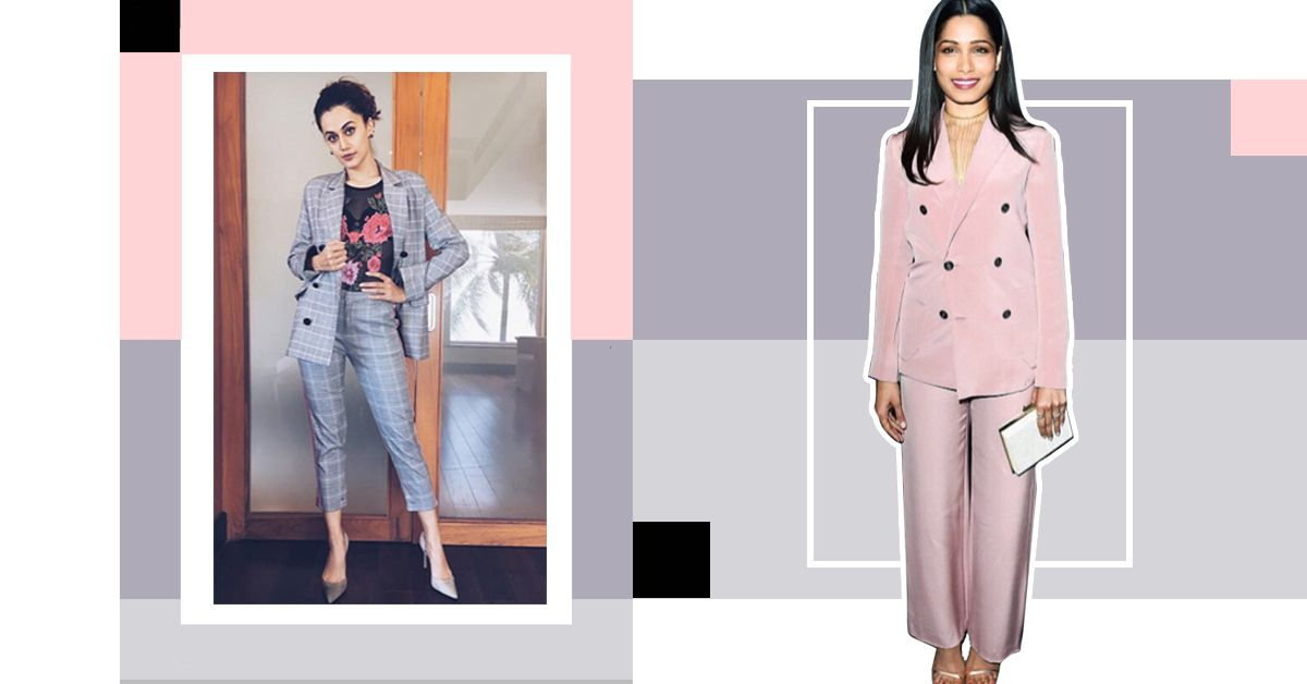 30 Reasons Why You Need To Wear A Pantsuit On 31st Night!