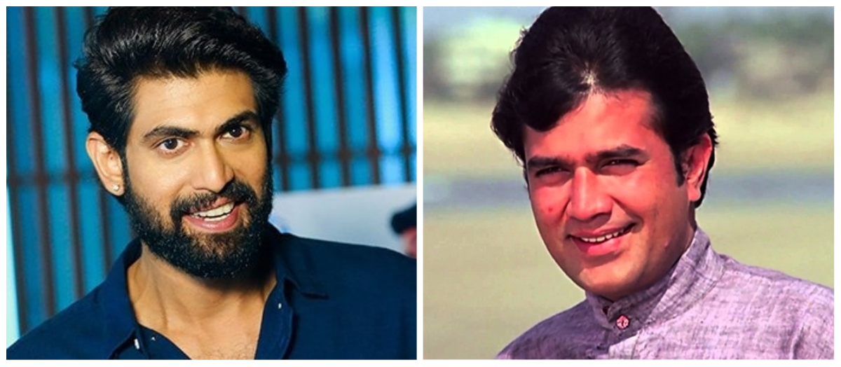 Rana Daggubati Will Play Rajesh Khanna's Role In A Bollywood Remake!