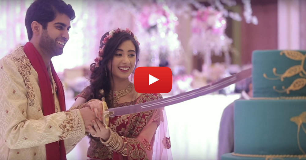 Forget Big Fat Punjabi Weddings, This Dubai Wedding Will Give You All The Feels!