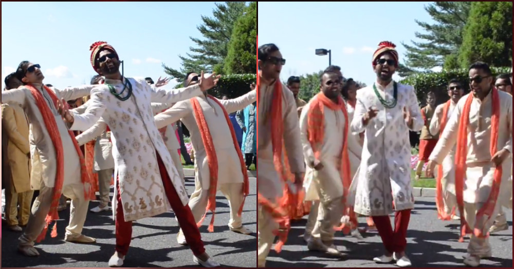 I Am Not Getting Married If My Groom Doesn't Dance Like *This* At His Baraat!