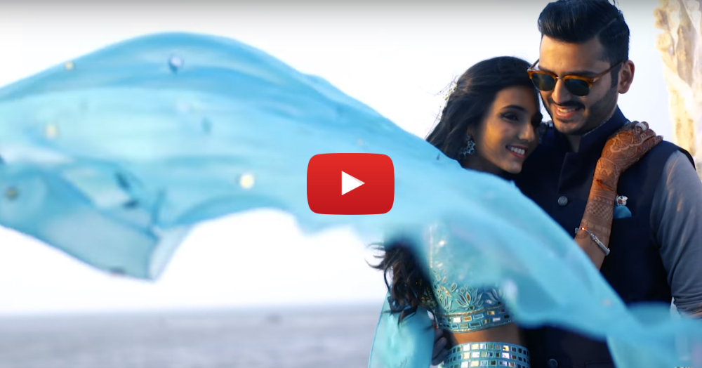 Masoom Minawala's Wedding Video Is Stuff That Dreams Are Made Of!