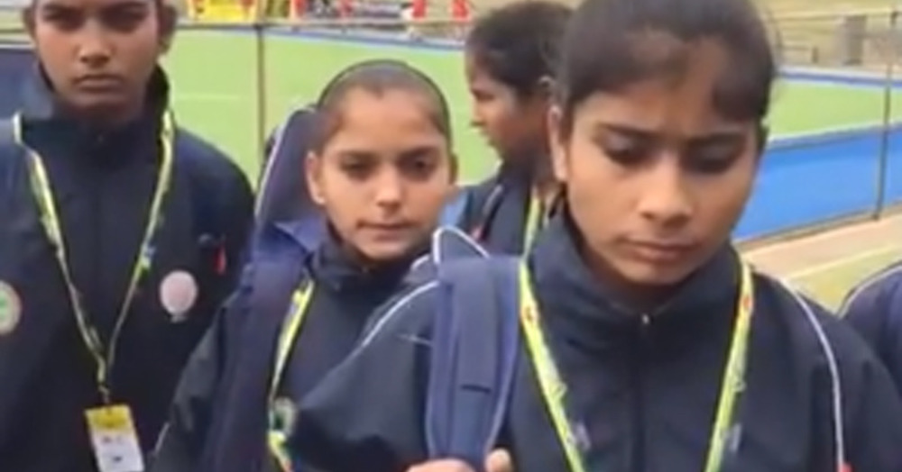 An Indian Girls Hockey Team Left In Tears, After Being Mistreated in Australia