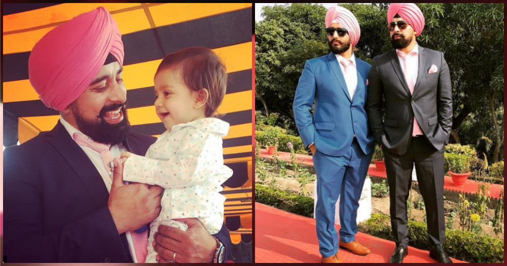 Rannvijay Wore A Turban At His Brother's Wedding & We're Swooning Over His HOT New Avatar!