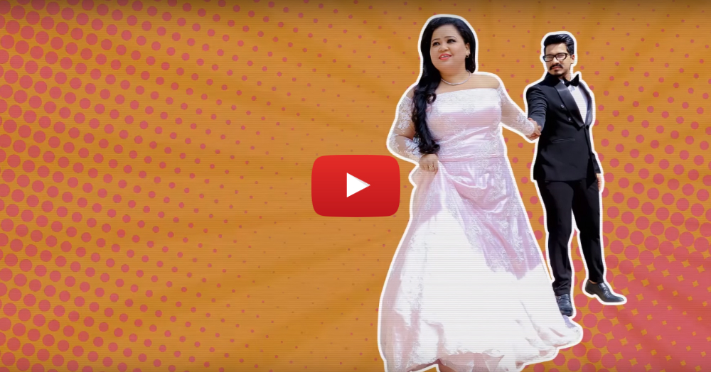 Bharti Singh Has A Whole Web Series Dedicated To Her Wedding & It's All Kinds Of Crazy!