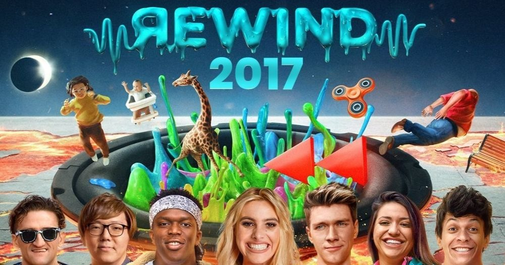 YouTube Rewind 2017 Is Out And It's Meme-tastic!