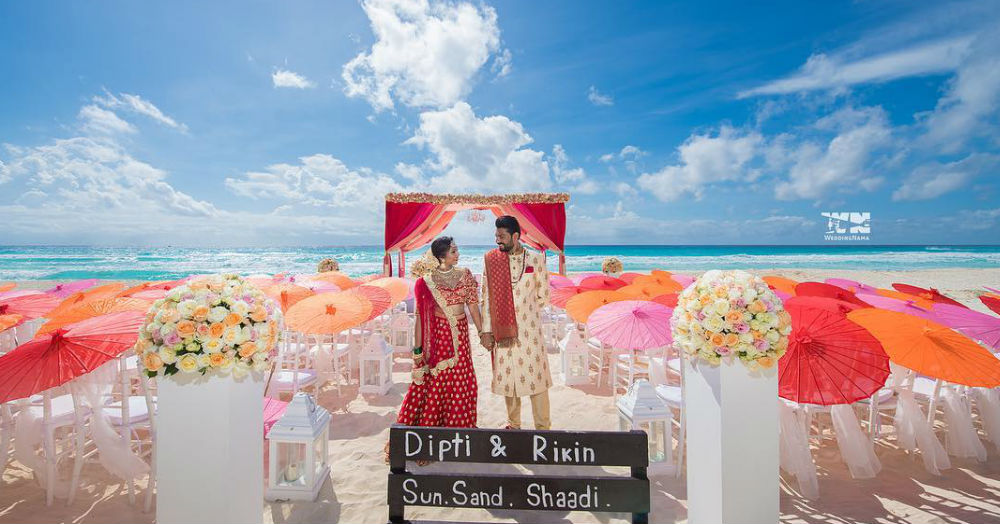 We Are In *Love* With These Wedding Signboards On Instagram And You'll Be Too!