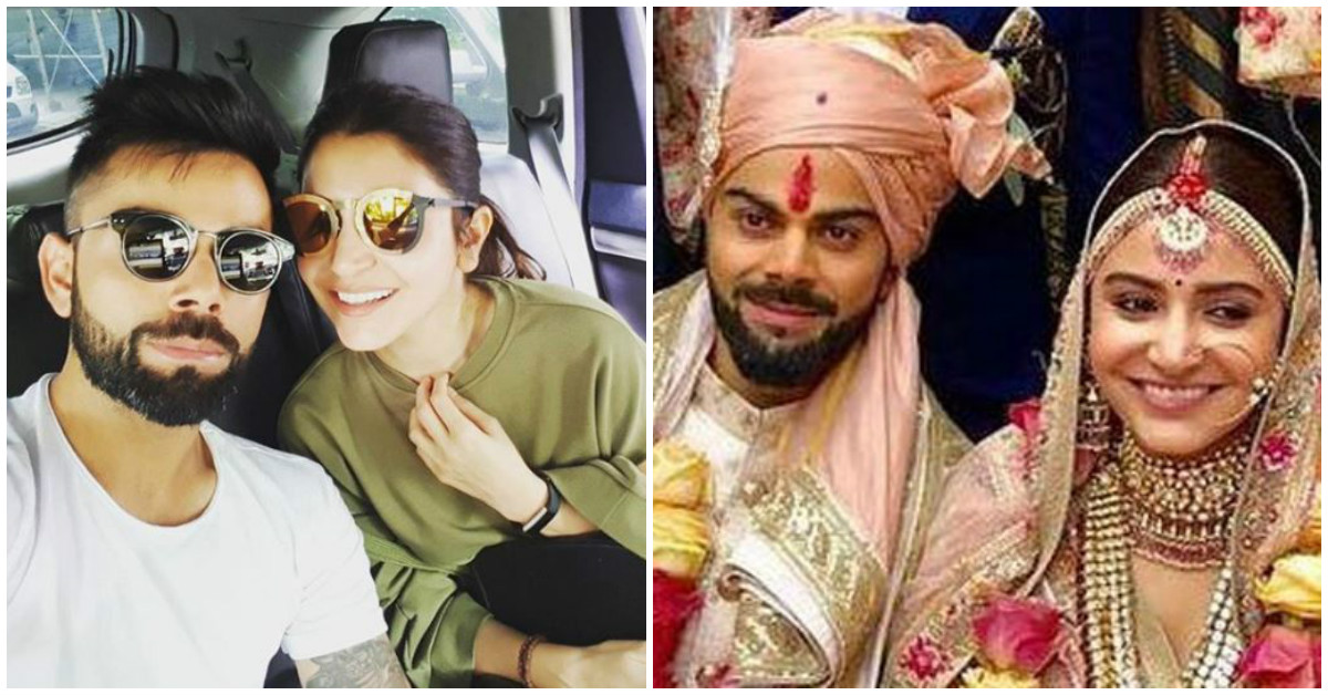 Thank You Virat And Anushka For Keeping It Real & Romantic When No One Else Does