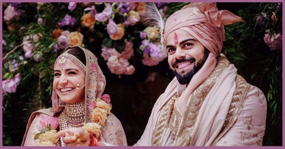 The #Virushka Wedding Album: ALL The Insider Photos From Their Wedding In Tuscany!