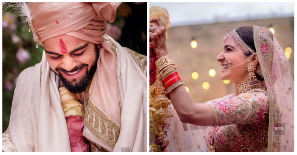 Virat & Anushka's Wedding Changed My Life & Here's Why