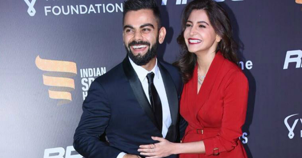 Durex Had The Cheekiest Wedding Wish For Virushka & We Bet It'll Make You LOL!
