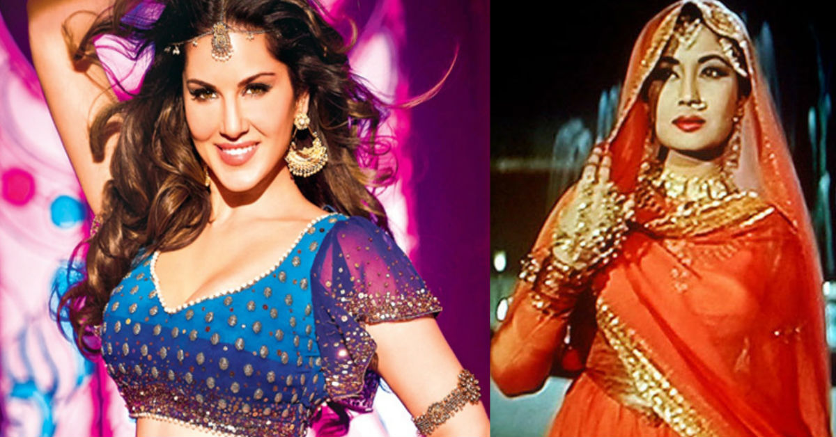 Is Sunny Leone All Set To Play Meena Kumari In Her Biopic? Reports Say So...
