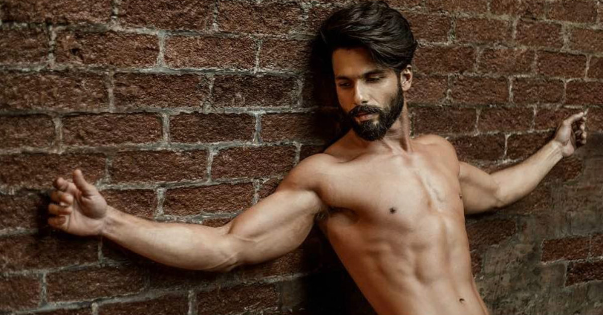 Shahid Kapoor Beats Fawad Khan & Hrithik Roshan To Become The Sexiest Asian Man 2017