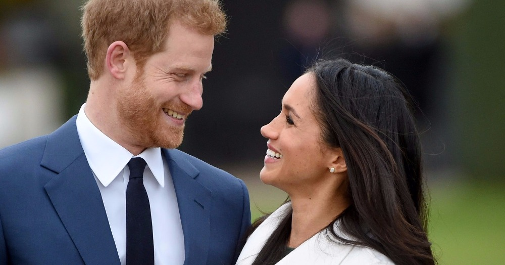 Prince Harry & Meghan Markle Are Getting Married & The Royal Wedding Date Is...