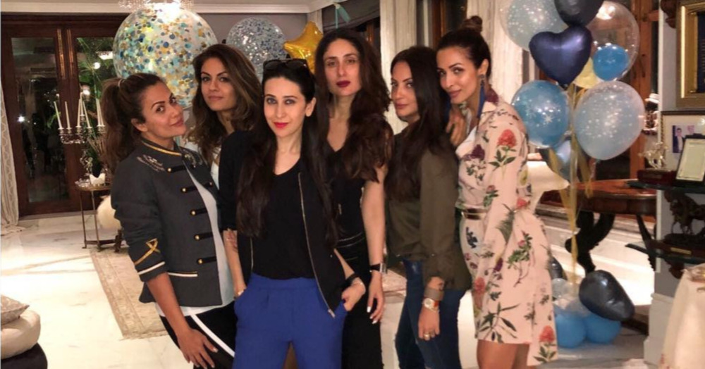 Kareena Kapoor & Friends At This Christmas Party Are #Squad Goals