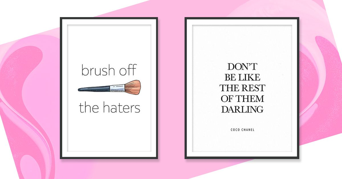 Good Vibes Only: Our Favourite Beauty Quotes To Keep You Motivated In 2018
