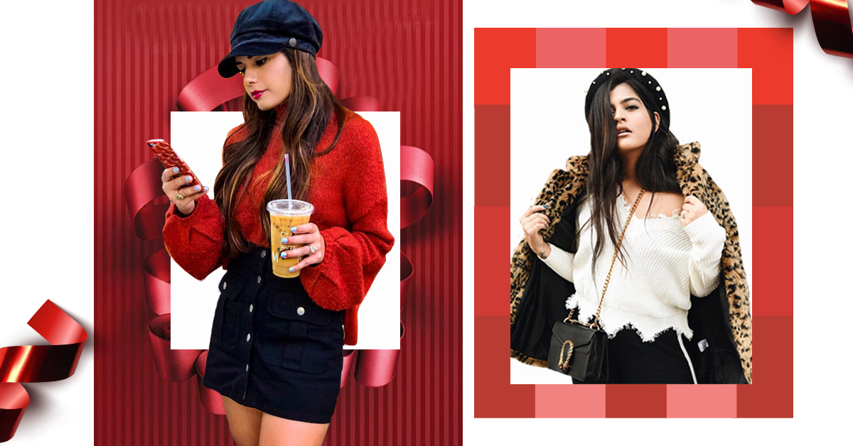 Fabulous Outfits For A Festive Brunch For When A Santa Hat Just Won't Cut It!