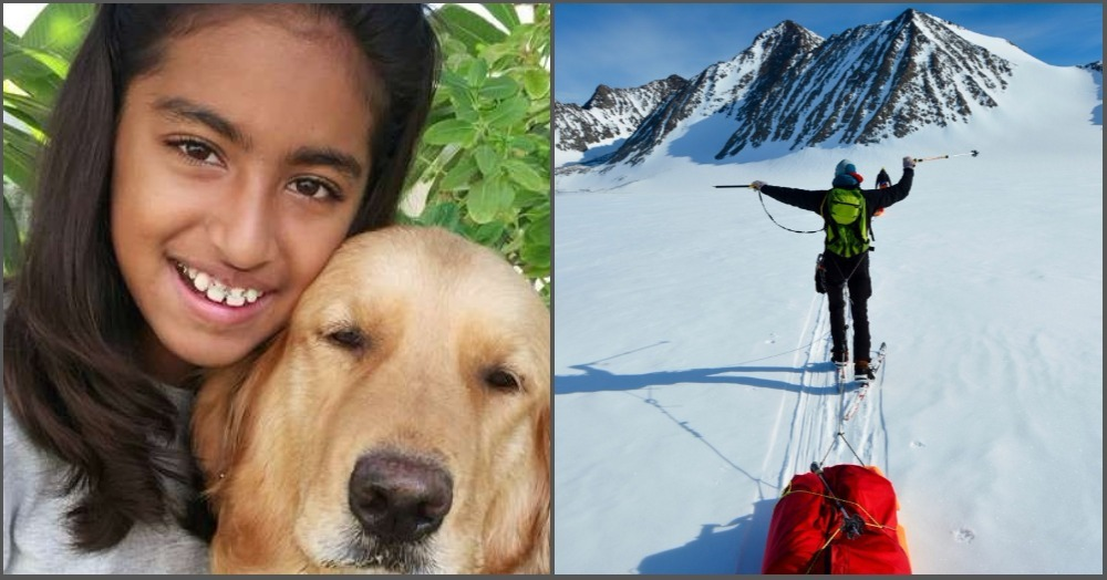 Meet Aanya Soni - The Youngest Indian Chosen For An Expedition To Antarctica