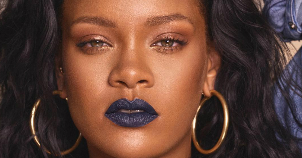 Rihanna's Mattemoiselle Lipstick Is All Inclusive And We Are ALL For It!
