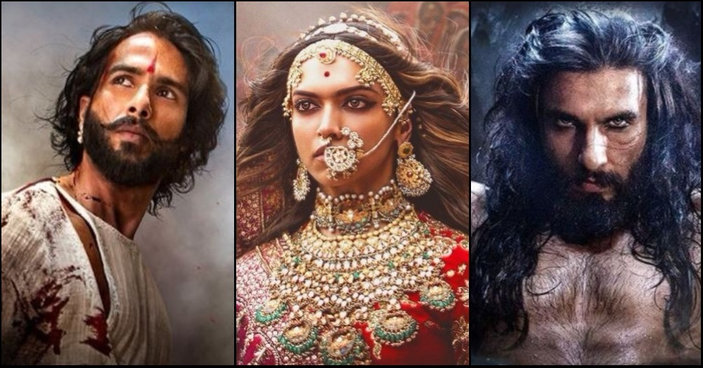 Padmavat Now Officially Has A Release Date, Only To Clash With 'Padman'
