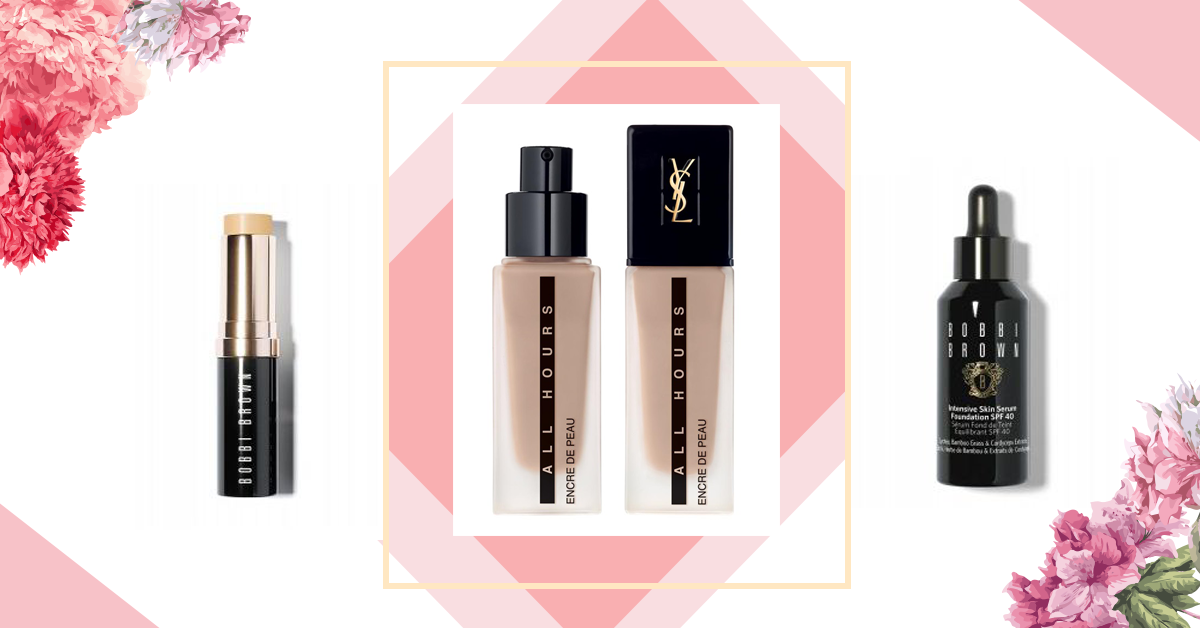 Best Foundations For The Bride That Are *Totally* Worth The Money!