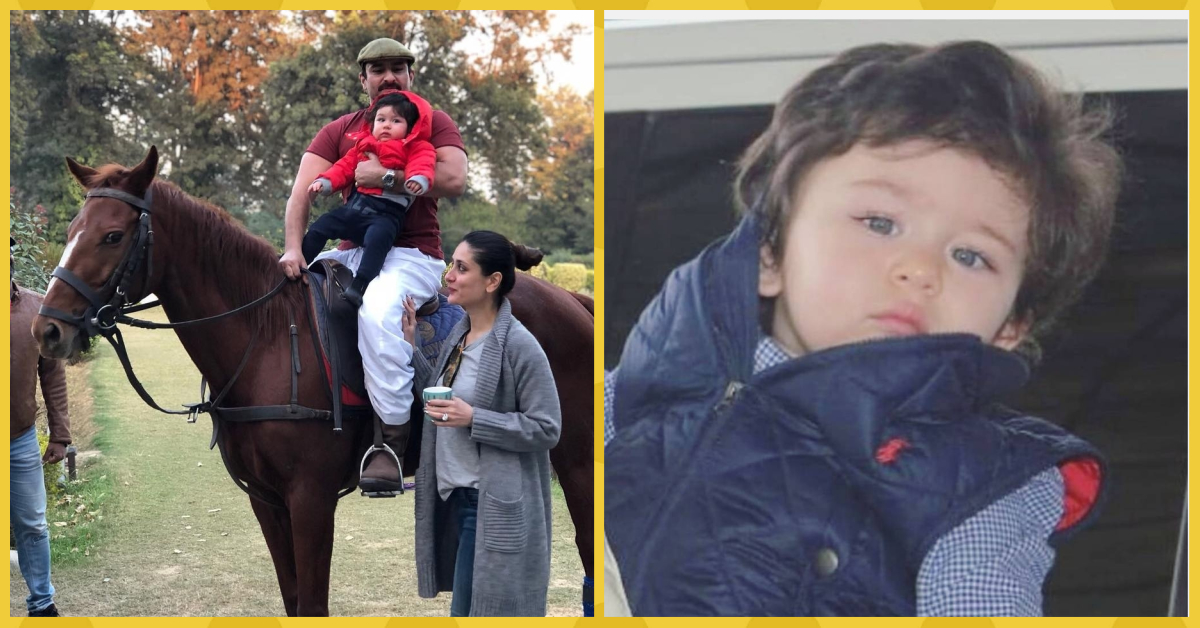 Taimur's Pre-Birthday Preparations Are Making Us Excited For The Real Deal!