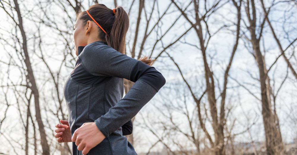 7 Easy Ways To Stay Warm During Your Winter Workout