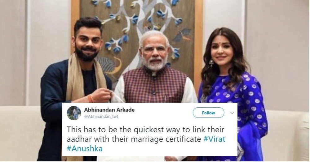 These Twitter Reactions To Virushka Meeting Modi Will Have You In Splits