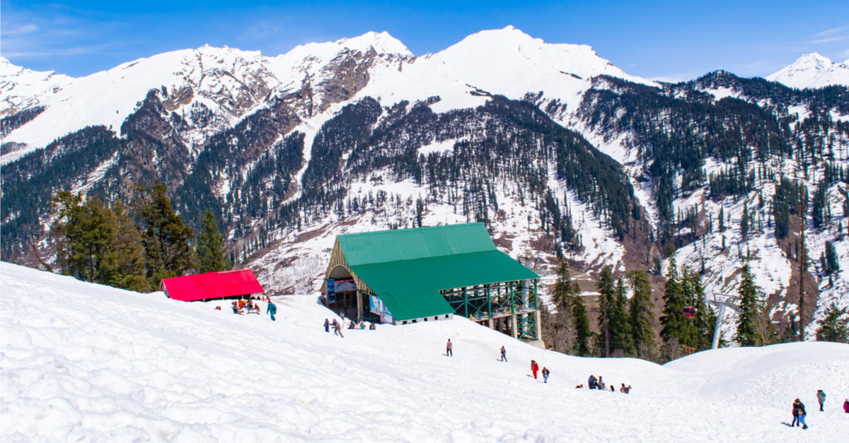 5 Gorgeous Getaways In India To Enjoy The Winter Chill