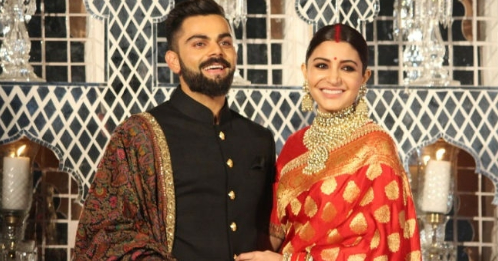 Anushka Sharma Looked Like Absolute Royalty At Her Delhi Reception!