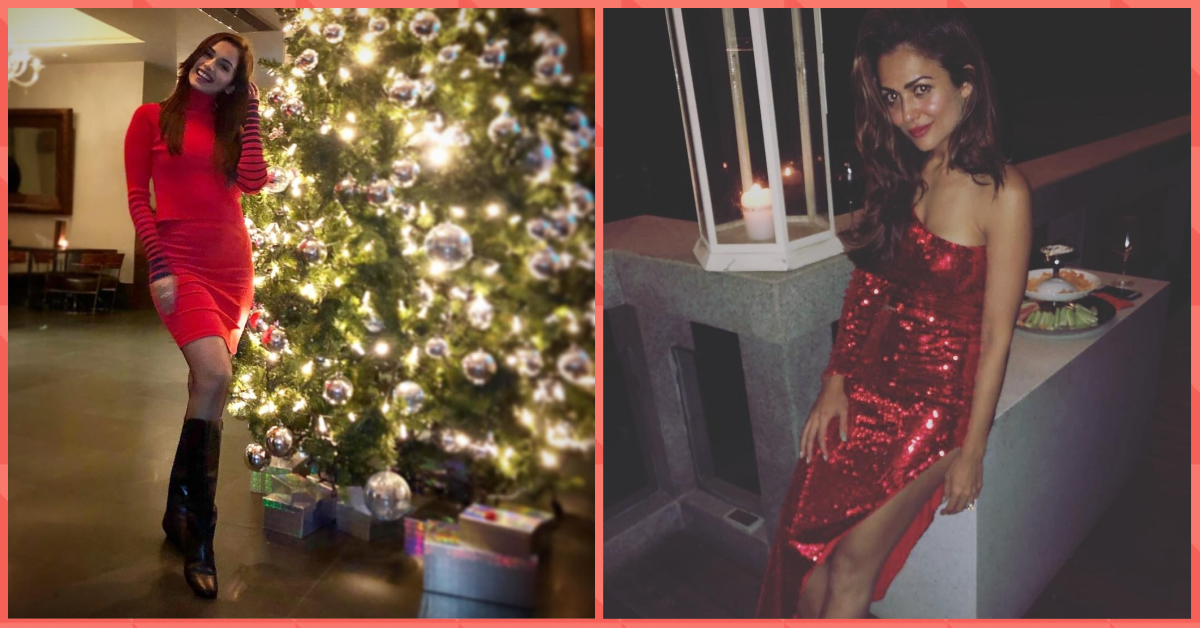 Here's How Our Favourite Celebs Are Celebrating Christmas!