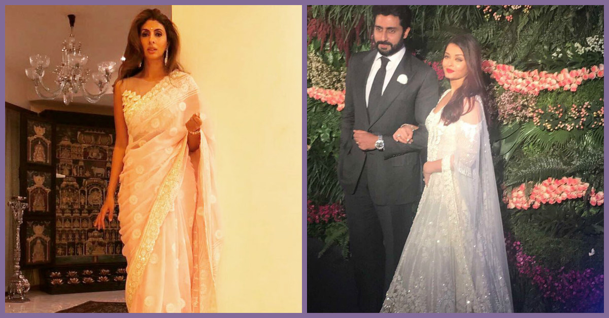 #BolBachchan: The Family That Killed It At The Red Carpet At Virat-Anushka's Wedding Reception!