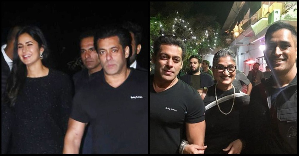 Here's How Salman Khan Celebrated His 52nd Birthday!