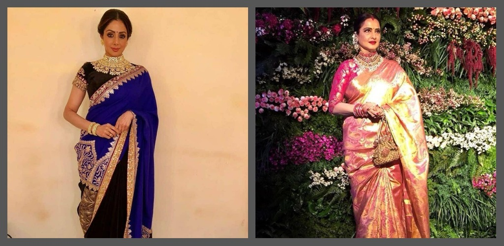 Bollywood's Eternal Beauties Bring Glamour To Virat and Anushka's Reception