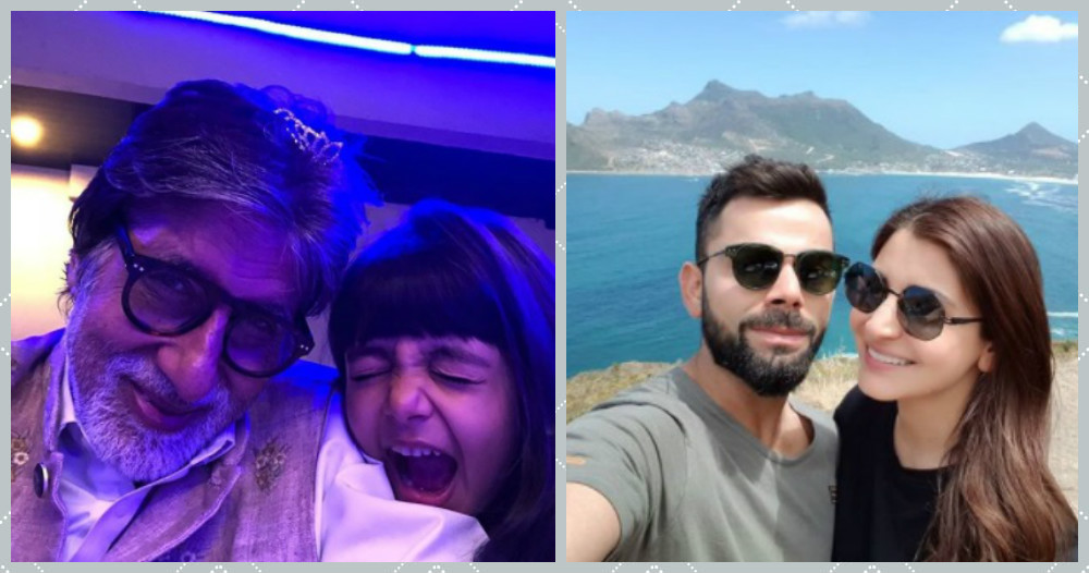 Here's How Your Favourite Celebs Wished You A Happy New Year!