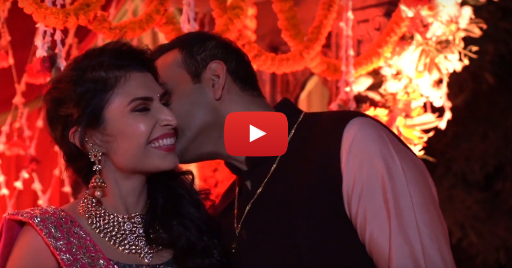 This Beautiful Wedding Video Is All About Love, Life & Happily Ever After!