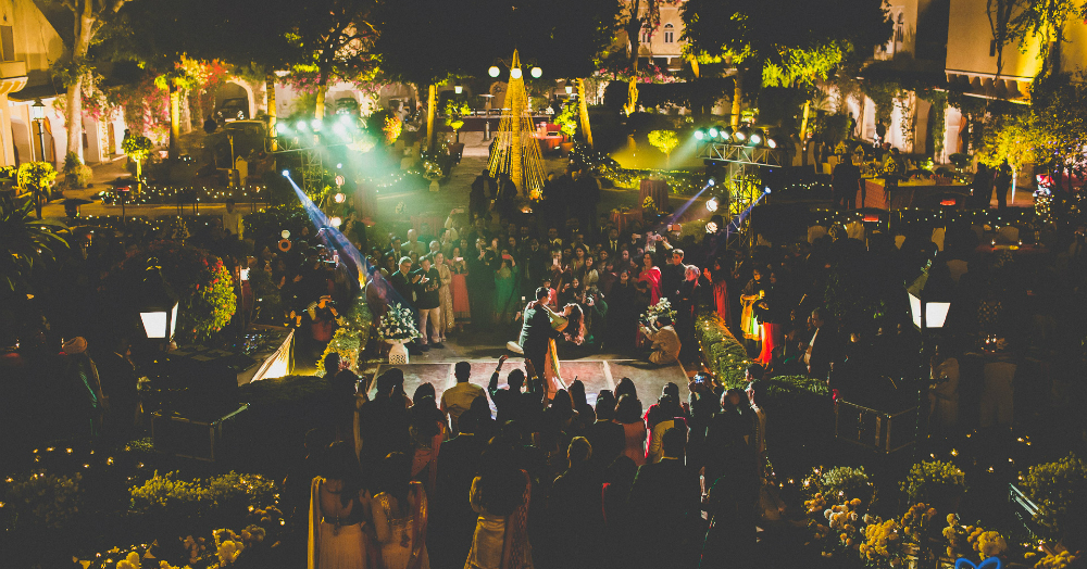 Everything You Need To Know About Having Drones At Your Wedding!