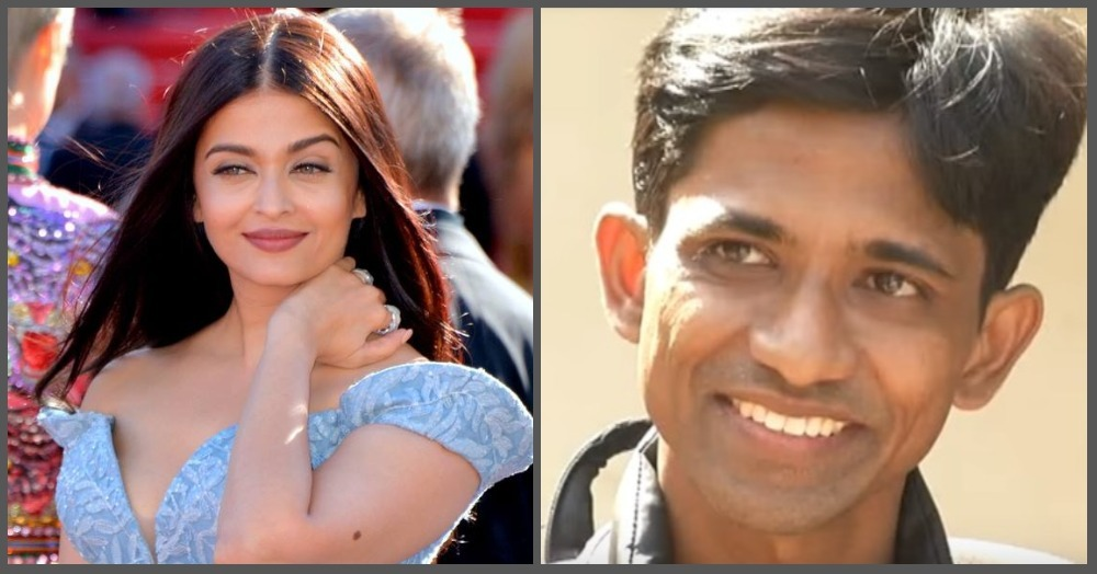 This Man's Bizarre Claim That Aishwarya Rai Bachchan Is His Mother Has Us Going WTF