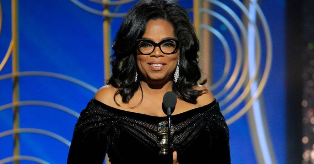 #Time'sUp: Oprah's Golden Globes Speech Is Exactly What Every Woman Needs To Hear Today
