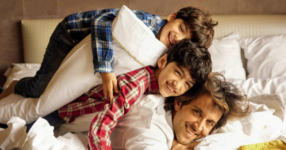 If Hrithik Roshan Was The Father Of My Kids, Life Would Be Like A Bollywood Movie
