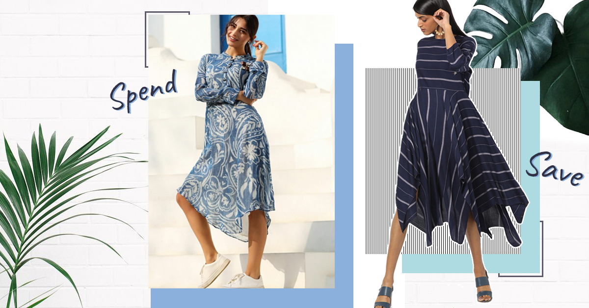 Save, Spend, Splurge: Create A Modern Outfit With A Desi Touch!