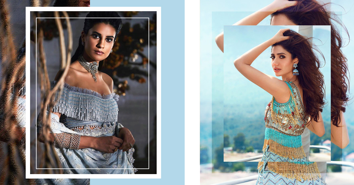 We Put Our Trust In Tassels As The Biggest Trend To Hit Indian Wear This Season!