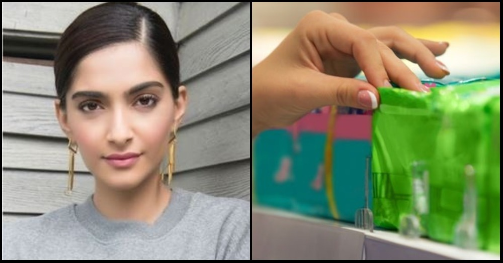 Sonam Kapoor Reminiscing About Her First Period Is The Kind Of Conversation We Need To Have