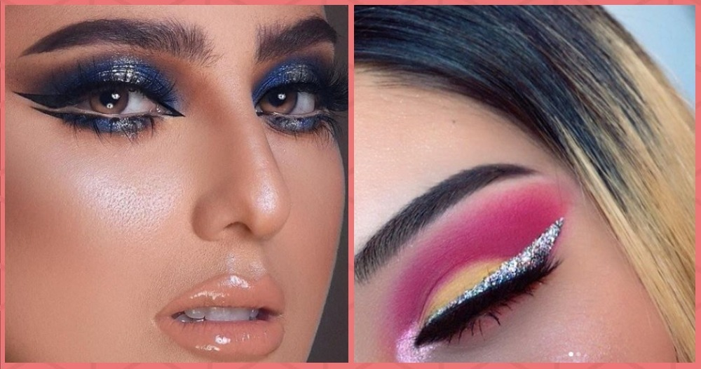 Dial Up The Drama With These Edgy Eye Make-Up Looks!